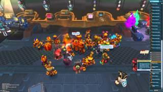 Spiral Knights - Halloween Box Party
