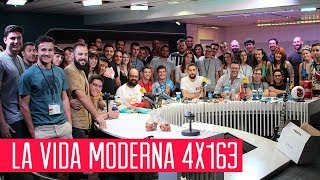 La Vida Moderna 4x163...es que metan el saludo fascista como baile del Fortnite