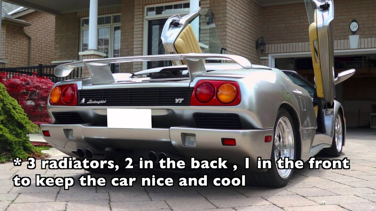 Naerc Lamborghini Diablo Replica For Sale Most Accurate In The World