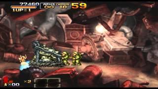 Metal Slug: Double X Gameplay