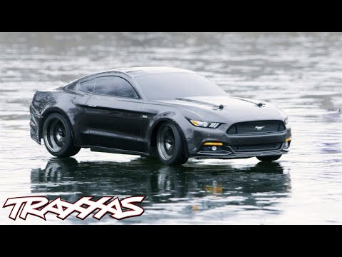 RC Ice Attack | Ford Mustang GT