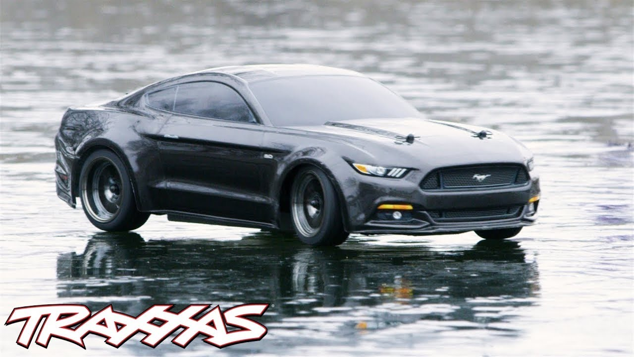 rc ice attack ford mustang gt youtube. Black Bedroom Furniture Sets. Home Design Ideas