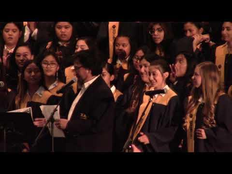 2019 Delano High School Choir Spring Concert - part 3 of 9