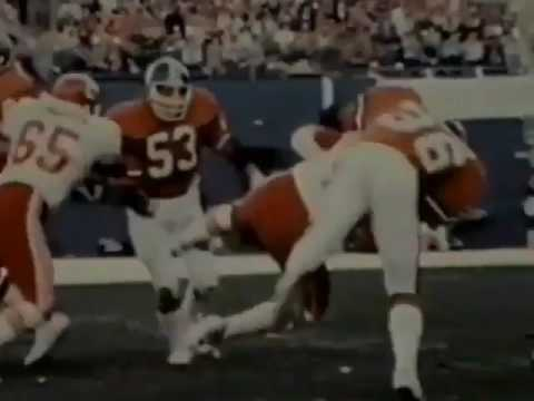 Denver Broncos Highlights 1980-1982