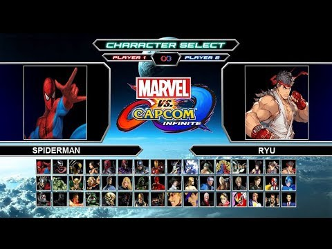 Marvel vs capcom скачать