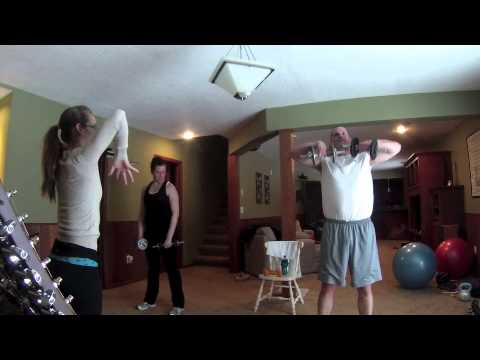 In home workouts w/ Urban Fitness Twin Cities