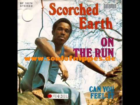 SCORCHED EARTH (Billy Ocean) - Can you feel it (Soul)