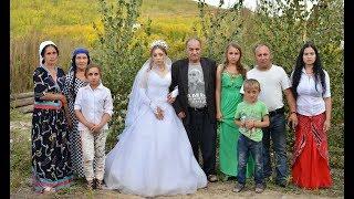 ЧАСТЬ 3 Гугай и Римма  цыганская свадьба в Брянске видеосъёмка