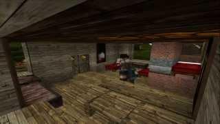 [Minecraft Сериал] Приключения друзей: 1 Серия - Herobrine жив?
