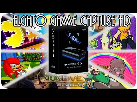 Elgato Game Capture HD - Gaming Collection (Xbox Live Arcade)