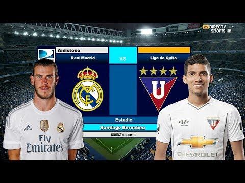REAL MADRID VS LIGA DE QUITO | MUNDIAL DE CLUBES 2018