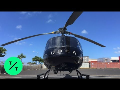 Uber to Offer Helicopter Rides in New York City Starting in July