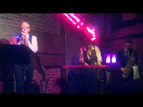 David J - No New Tale To Tell by Love and Rockets - Chez Poulet - 1/20/2012
