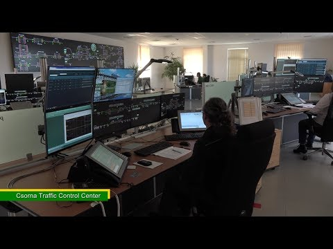 PROLAN Centralised Train Control System at GYSEV Railway Co.