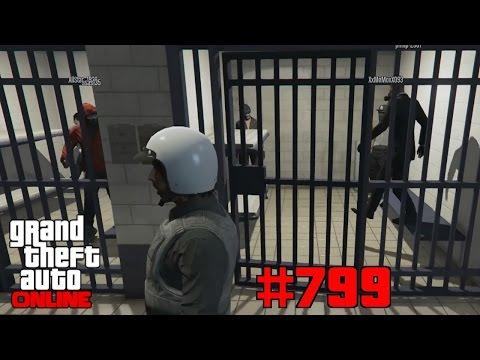 GTA 5 Online #799 Polizei Rollenspiel in GTA! Deutsch Let´s Play GTA V Online PS4