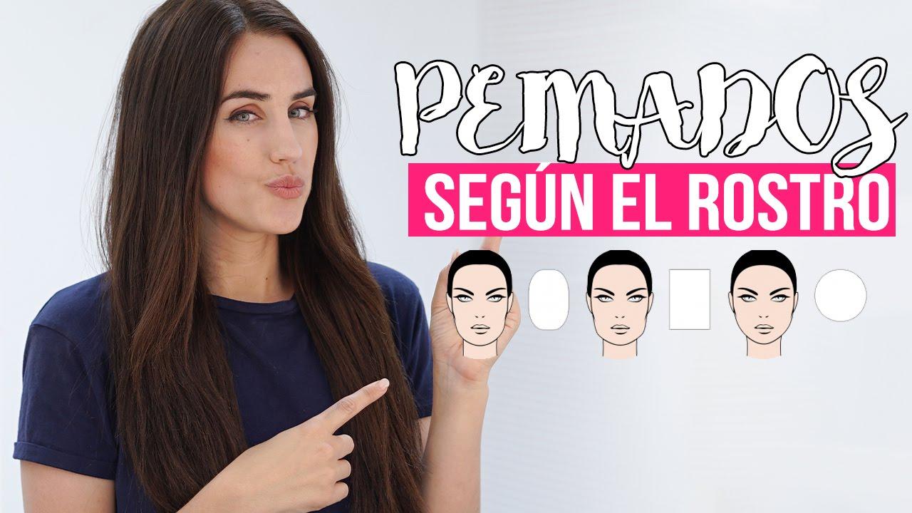 Peinados Según La Forma Del Rostro Qué Peinado Te Favorece Youtube