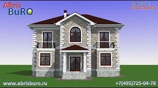 видео Двухэтажные коттеджи