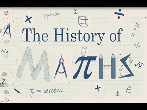 History of Mathematics | English | History
