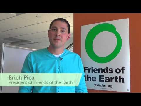 Happy Earth Day from Friends of the Earth