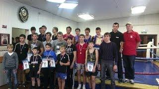 Соревнования по боксу 2013 Бутурлиновка