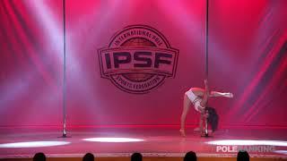 Dana Castillo - IPSF World Pole Championships 2018 (artistic)