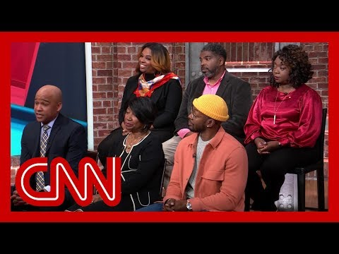 Black voters share their thoughts on 2020 Democrats