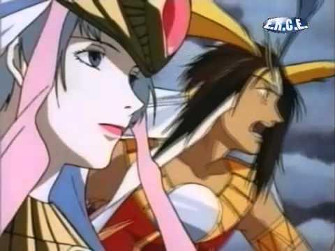 Tenku Tenshou Nazca - Capitulo 10 - Mi Profesor