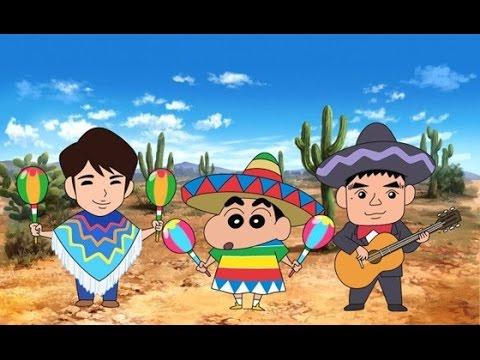 Shin Chan Movie Kaanta Laga In HINDI PROMO - Premiering 30th April