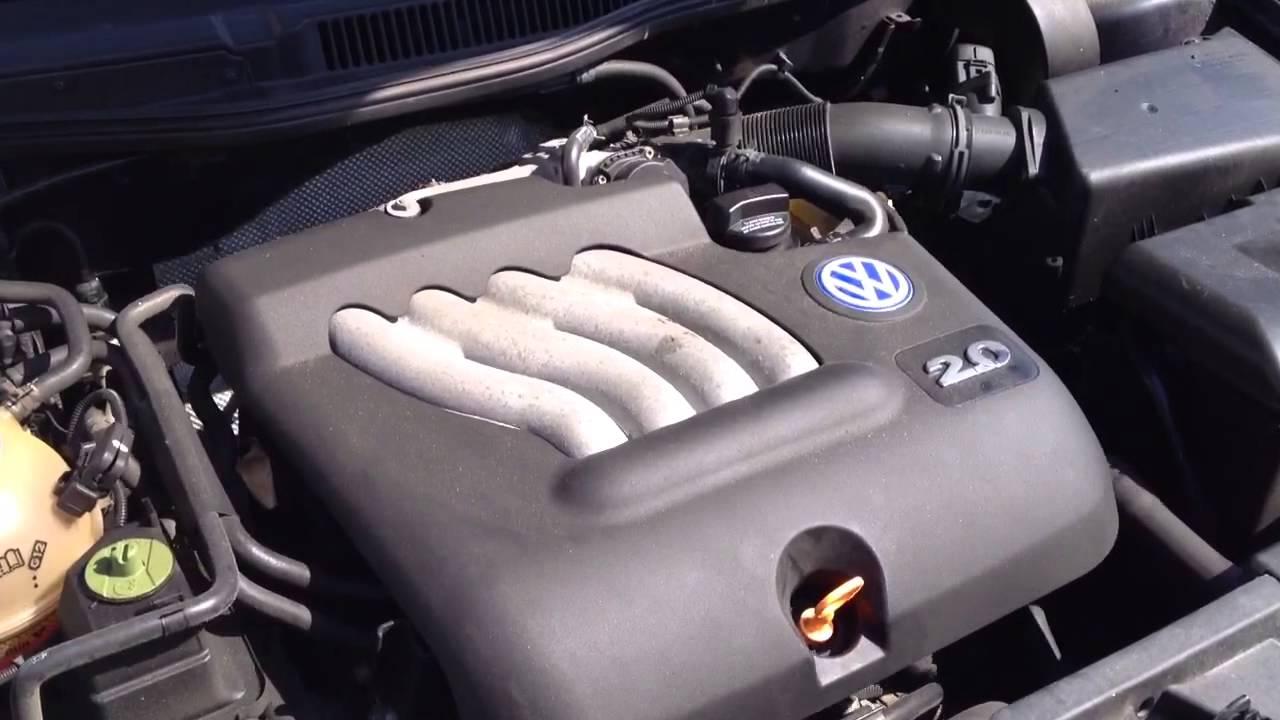 2005 Volkswagen Jetta Engine Diagram Volkswagen Jetta 2002 2 0 Start Up Noise Youtube