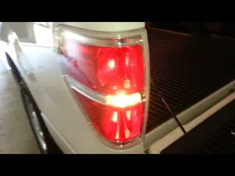 2012 ford f 350 tail light wiring diagram f150 how to remove reverse light amp install cree led lights