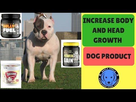 Dog Product - Increase Body And Head Growth - Bhola shola