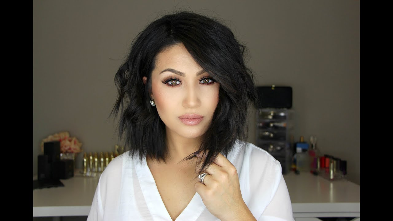 All about my hair haircut breakdown how i style short hair all about my hair haircut breakdown how i style short hair youtube urmus Image collections