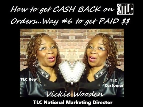 Rebates and Cashback with TLC