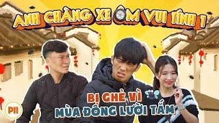 Bị Ghẻ Vì Mùa Đông Lười Tắm | Anh Chàng Xe Ôm Vui Tính 11 | Phim Tình Cảm Hài Hước Gãy TV