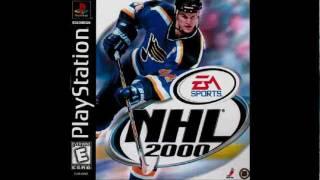 NHL 2000 menu music 5 (PS1)