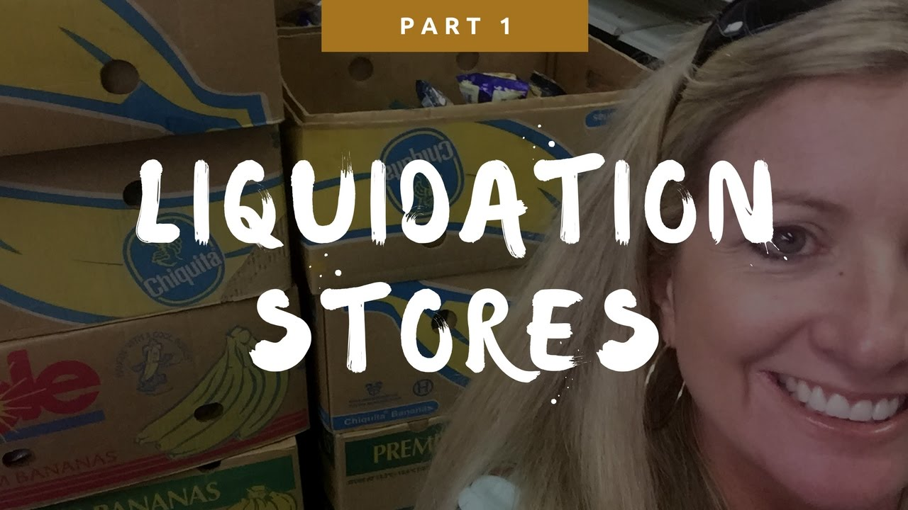 LIQUIDATION STORES | EBay and Amazon | WHERE? WHAT? WHY?