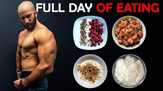 MASSEPHASE - FULL DAY OF EATING - 3800 KALORIEN