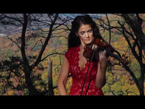 Carol of the Bells-violin cover by Susan Holloway