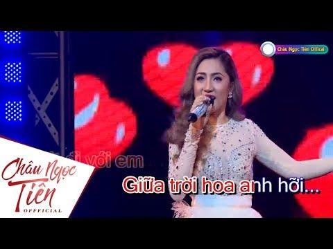[Karaoke] Phố Hoa - Châu Ngọc Tiên
