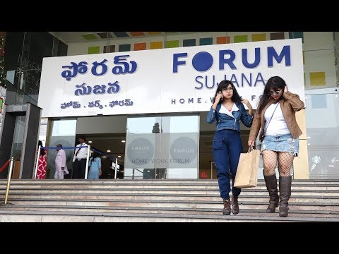 Forum Sujana Mall Hyderabad