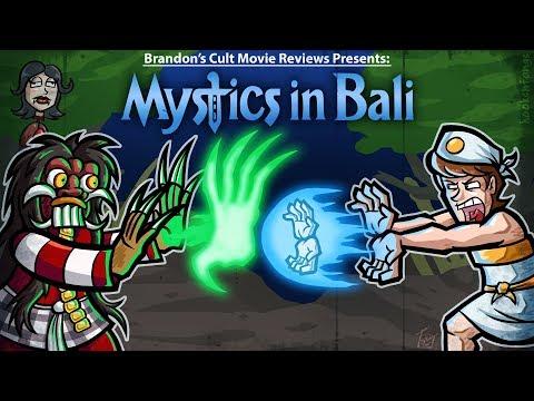 Brandon's Cult Movie Reviews: Mystics In Bali