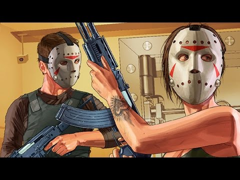 GTA Online Heists: The Prison Heist - Best Way to Play