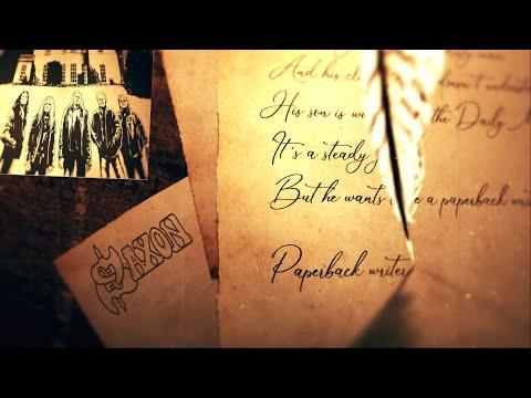SAXON versiona el clásico de THE BEATLES «PAPERBACK WRITER»