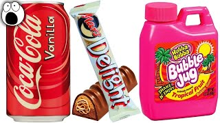 Our Favorite Discontinued Foods We All Miss!