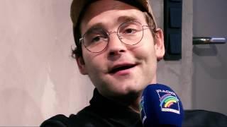 """""""Augen zu Musik an"""": Bosse live und im Interview"""