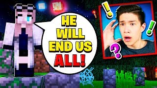 THE CREATOR OF ALL STEVES SPOKE TO ME VERBALLY! (Scary Survival EP35)