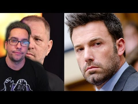 Ben Affleck Sexual Assault Allegations After Harvey Weinstein Exposed. Thoughts...