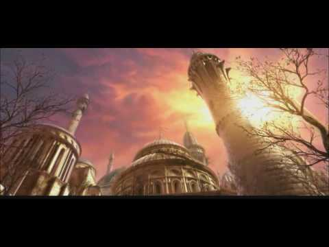 Видео о том как архимонд изничтожил калимдор