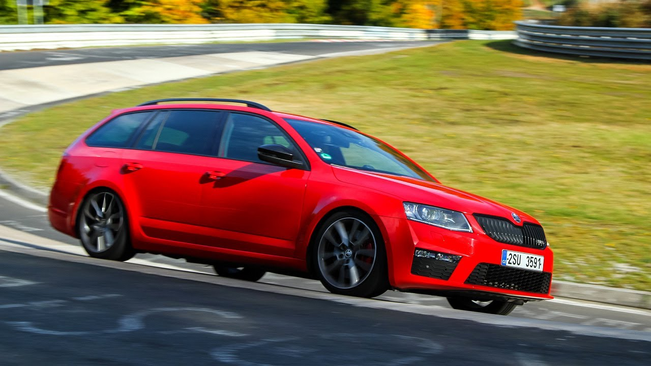 skoda octavia vrs 2014 red the image kid has it. Black Bedroom Furniture Sets. Home Design Ideas
