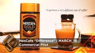 """NesCafe """"Difference"""" 